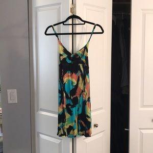 Insight Crossed Back Dress